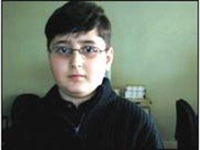 11'inde bir bilimadamı: Mahmut